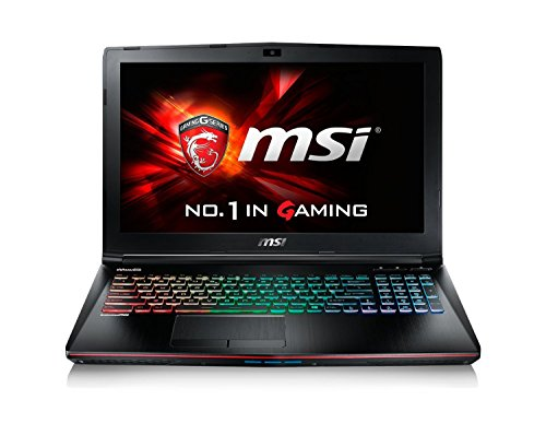 "Image MSI GE62 Apache Pro-004 15.6"" Gaming Laptop - Core i7-6700HQ, GTX 960M 2GB VRAM, 16GB RAM, 1 TB HDD + Gaming Bundle no. 2"