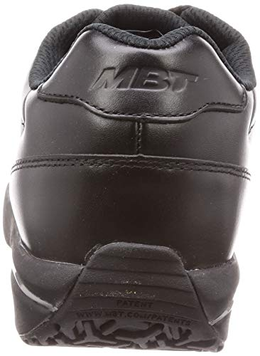 Leather 1997 Zapatillas Negro Mujer negro Mbt Winter Classic Mbt Para W qxpI5wxY