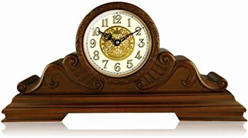 ZGP % Reloj clásico Reloj de Mesa para la Sala de Estar Decoración ...