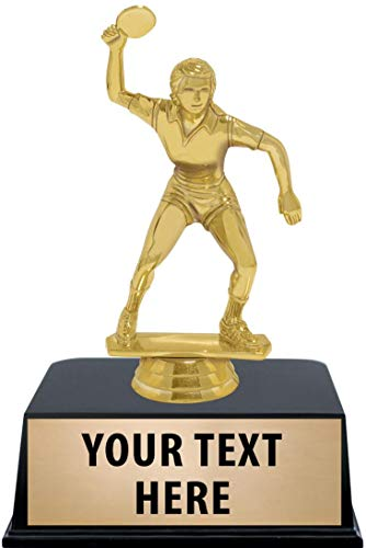 Crown Awards Table Tennis Trophies with Custom Engraving, 6