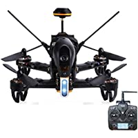 Walkera F210 Professional Racer Drone with 700TVL Camera 5.8G FPV F3 Flight Controller with DEVO7 Transmitter - RTF Version