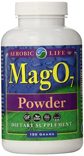 Aerobic Life Mag 07 Oxygen Digestive System Cleanser Powder,