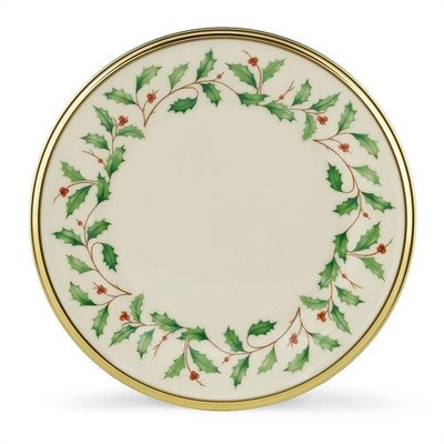 "Lenox Holiday 6"" Bread and Butter Plate [Set of 4]"