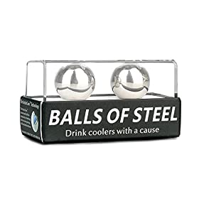 Balls of Steel – Whiskey Drink Coolers