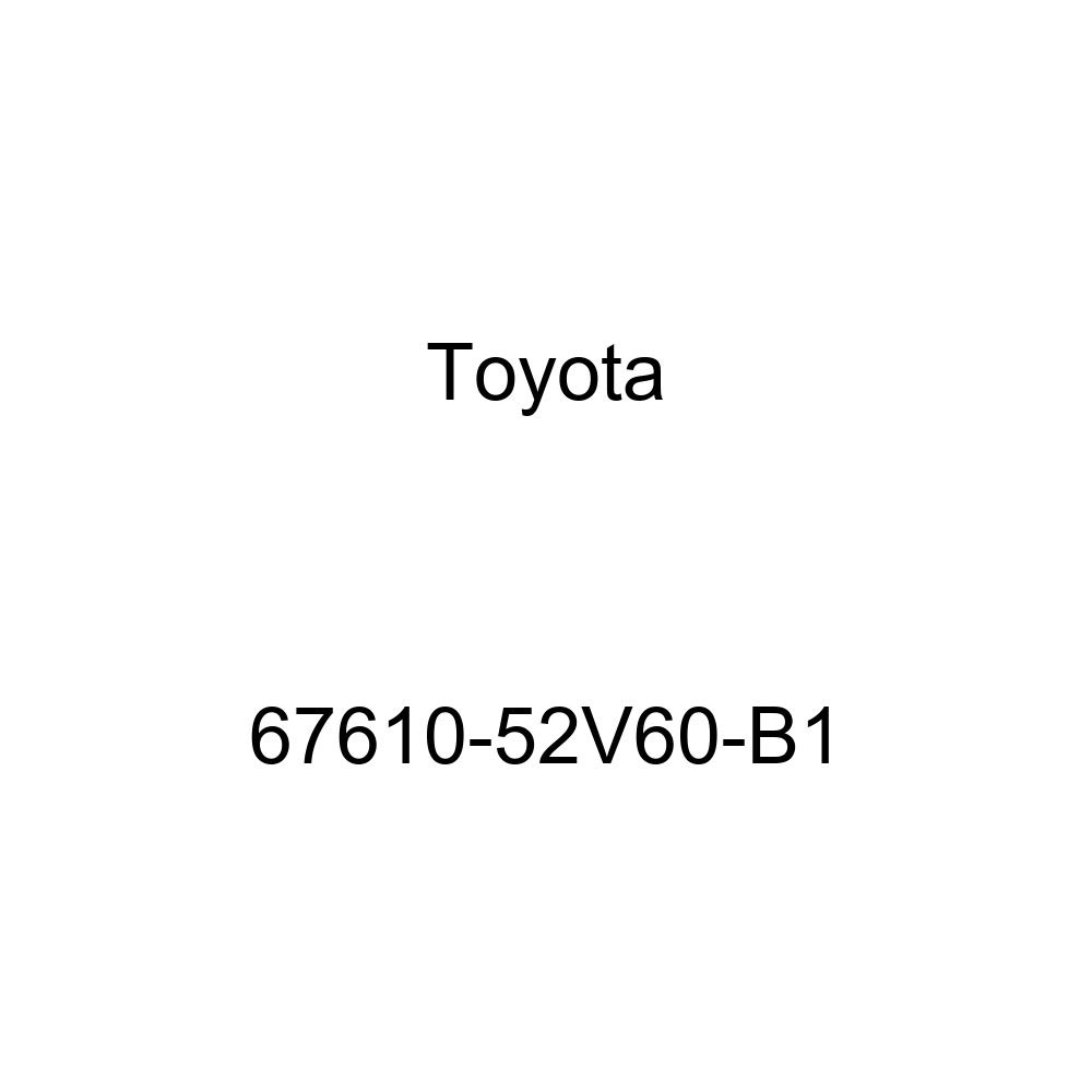 Genuine Toyota 67610-52V60-B1 Door Trim Board
