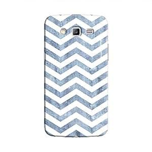 Cover It Up - Denim Bubblegum Print Galaxy Grand 2 G7106 Hard Case