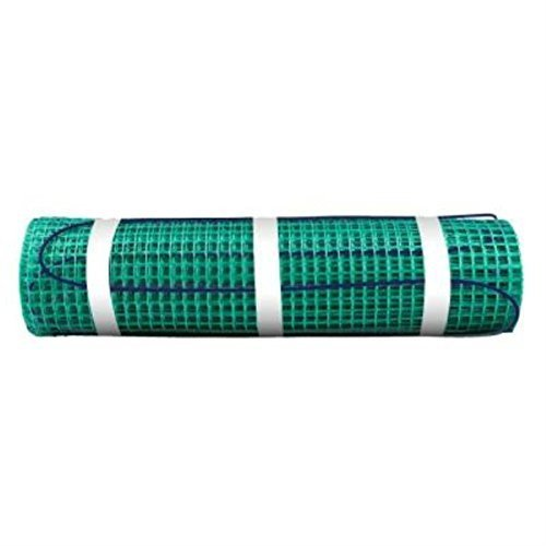 Warmly Yours 120 V Twin TempZone Roll, 1.5 by 38' by WarmlyYours