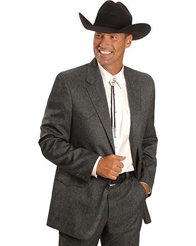 Circle S Men's Lubbock Suit Coat Short, Reg, Tall – Taupe