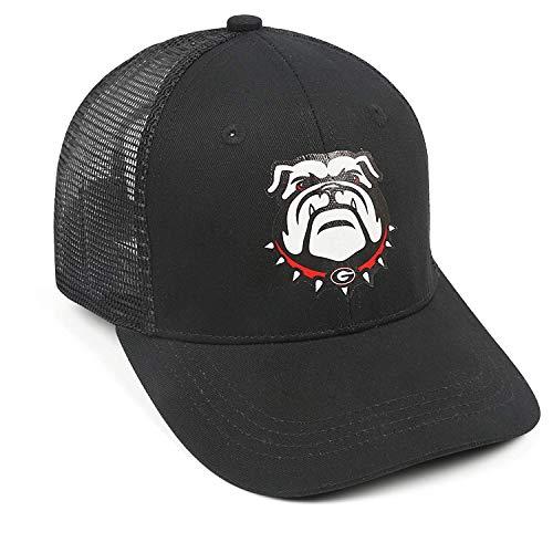 Casual Baseball cap Georgia Bulldogs vintage Adjustable Strapback Hat
