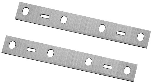 - POWERTEC 148012 6-Inch HSS Jointer Knives for Craftsman 21788, Set of 2