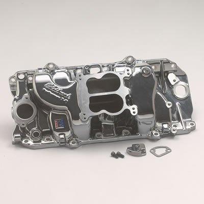 UPC 085347216123, Edelbrock 21612 Performer Aluminum Intake Manifold