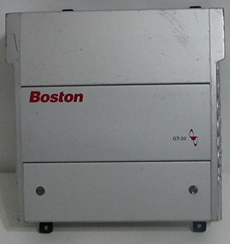 Boston Acoustics GT-20 Car Amplifier, 2-channel