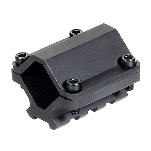 UTG Universal Single-rail Shotgun Barrel Mount, 3 Slots