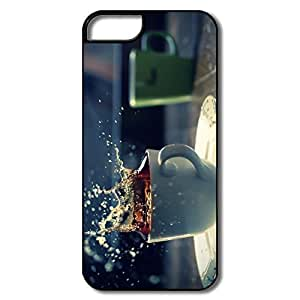 Coffee Nice Hard Case For IPhone 5/5S iphone caseharger lifeproofase iphone