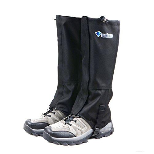TRIWONDER Snow Leg Gaiters Waterproof Boot Gaiters Hiking Walking Climbing Hunting Cycling Leggings Cover (1 Pair)