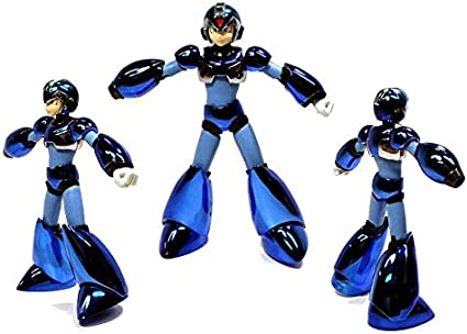 Amazon.com: Mega Man X Dardos SDCC 2011 5 inch Figura de ...