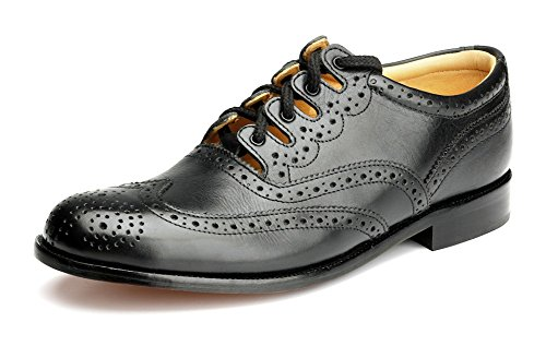 Thistle Basic Ghillie Brogue - Comfortable Durable -