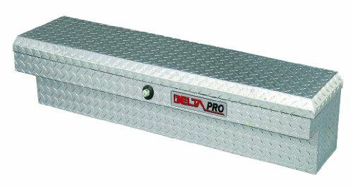 Pro Tool Delta Boxes (DELTA PRO Aluminum Innerside Truck Tool Box 48.5