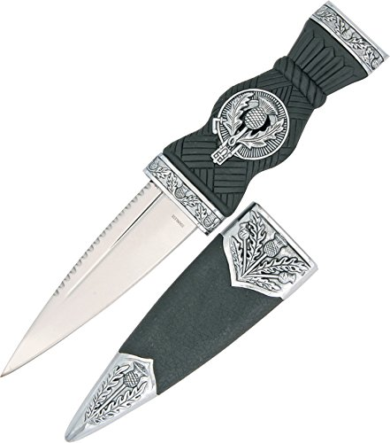 Ceremonial Scottish Dirk with Sheath