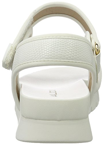 white Sandales 70 Aldo Femme Robby Blanc Ouvert Bout 7fa7qvZw8