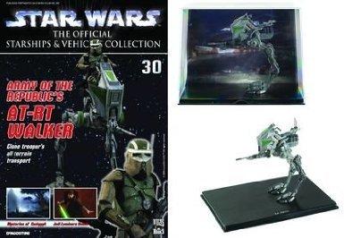 Star Wars Starships & Vehicles Collection #30 AT-RT Walker