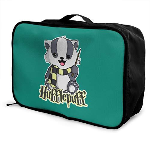 Cuttlepuff Lightweight Large Capacity Portable Luggage Bag Fashion Travel Duffel Bag