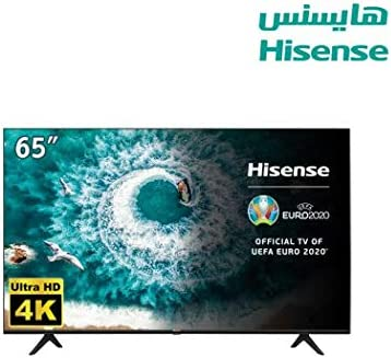 Hisense 50A7100FS,4K UHD,50 inch,Smart TV with Netflix,Youtube and Shahid  Bulit-in,HDR,DTS,Tuner DVB-T2/S2: Buy Online at Best Price in KSA - Souq is  now Amazon.sa