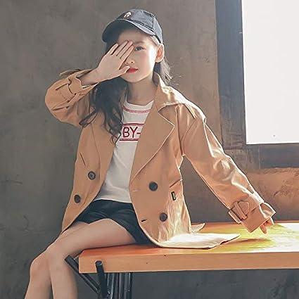 MV Girls Windbreaker Autumn Korean Spring Autumn Childrens Clothing Coat
