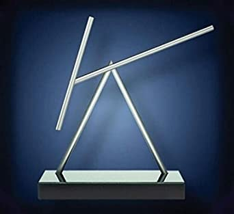 Amazon Com Swinging Sticks Kinetic Energy Sculpture