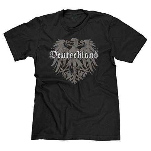 FreshRags Deutschland Germany Soccer Men's T-Shirt for sale  Delivered anywhere in Canada