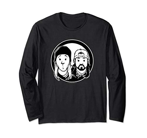 Jay and Silent Bob Just Jay and Silent Bob Long Sleeve T-Shirt