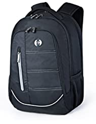 Laptop Backpack,Swissdigital Busniess Travel Hiking Cucci nylon Backpack with RFID Protection for Man and Woman...