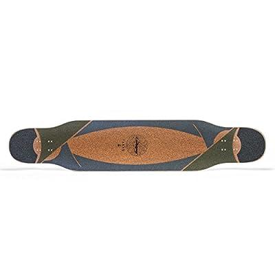 Loaded Boards Tarab Bamboo Longboard Skateboard Deck (Flex 2) : Sports & Outdoors