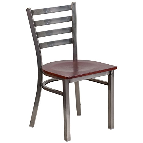 Ladder Back Chair - 7