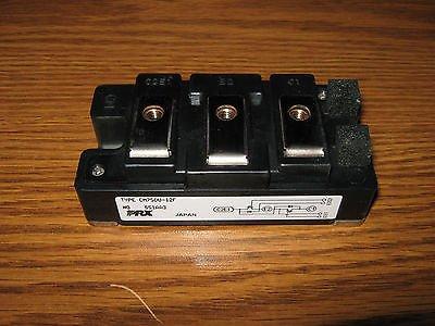 POWEREX CM75DU-12F IGBT MODULE, 600V, 75A by PRX