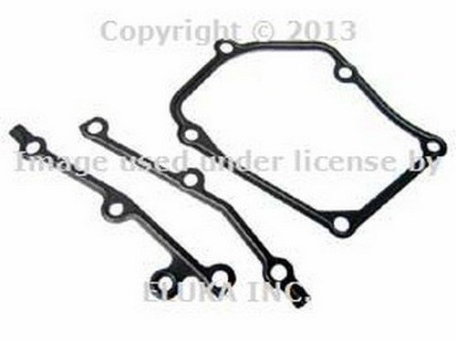 Cover Gasket E36 Timing (BMW OEM Upper Timing Chain Case Cover Gasket Set 1743065 E36 Z3 318i 318is 318ti Z3 1.9)