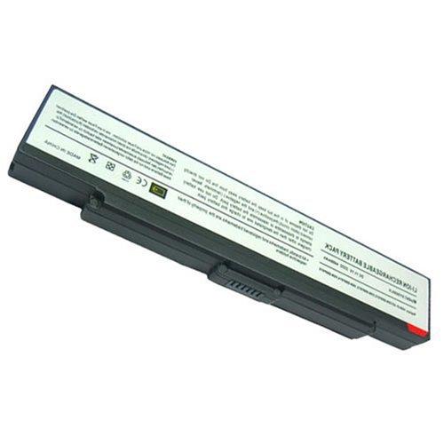 Hi-Capacity Li-ion Battery [4400 mAh 6 Cels] For SONY VAIO (6 Cel Li Ion Battery)