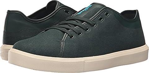 Native Shoes Unisex Monaco Low Botanic Green Wax/Bone White 8.5 B(M) US Women / 6.5 D(M) US Men (Size 8 Native Shoes)