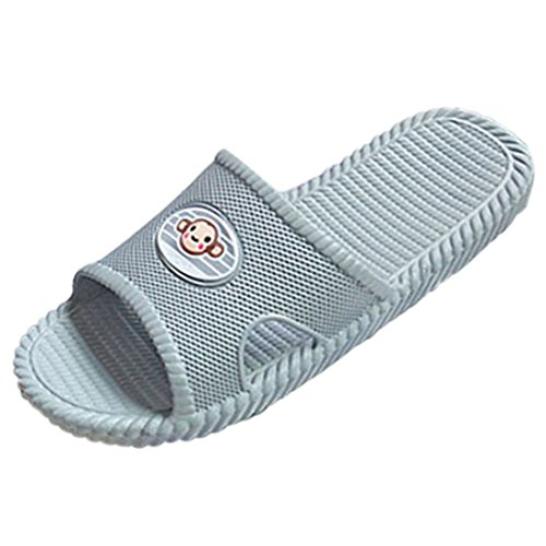 Slippers Couple Bath XINGYUE Anti Slip Slippers Gray Shower Antiskid Sandal gZqWHUB