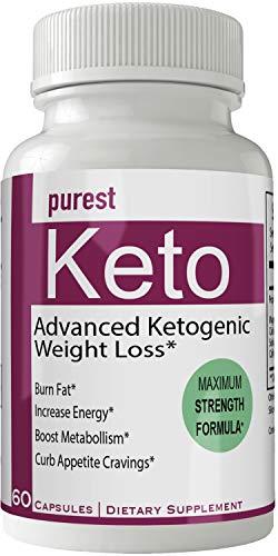 Purest Keto Diet Pills Advance Weight Loss Supplement