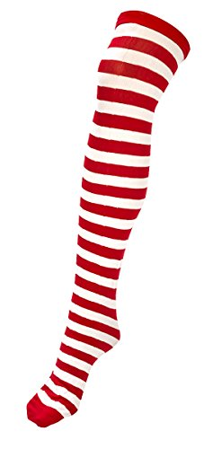 Foot Traffic Opaque Tights Stripes