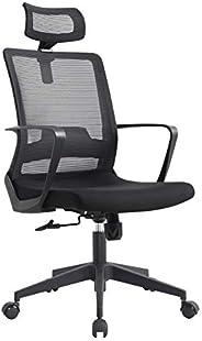 Cadeira Escritório Secretaria Luxo Tela Mesh Preta Toronto Conforsit 4972