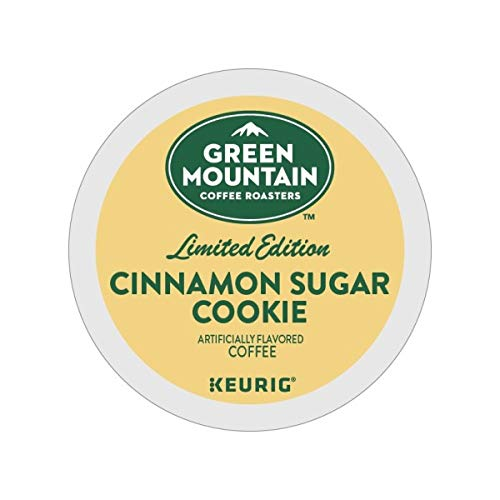Green Coffee Cinnamon Cookie Single Serve product image
