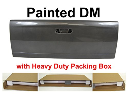 TAILGATE PAINTED DM MINERAL GRAY FOR 2002-2008 DODGE PICKUP RAM 1500 / 2003-2009 DODGE RAM 2500 3500 PICKUP CH1900121
