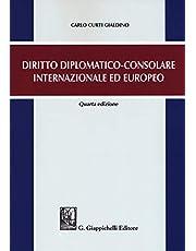 Diritto diplomatico-consolare internazionale ed europeo