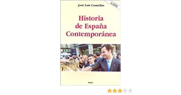 Historia de España contemporánea Manuales Universitarios: Amazon ...