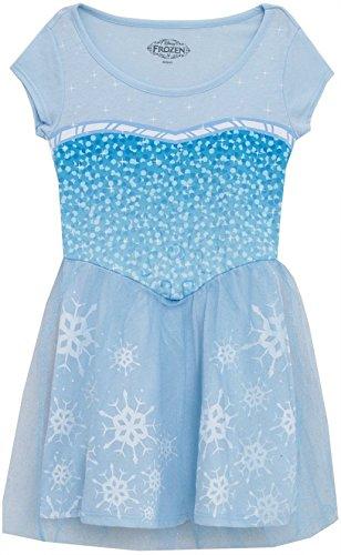 [Big Girls' Frozen I Am Elsa Dress Size 6] (Tween Elsa Costumes)