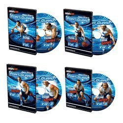 Point Guard Elite Training Basketball 4 DVD Pack by Jason Otter: Amazon.es: Jason Otter: Cine y Series TV