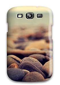High Quality Rachel B Hester Many Pebbles On The Beach Skin Specially DiyedDiy For LG G3 Case Cover