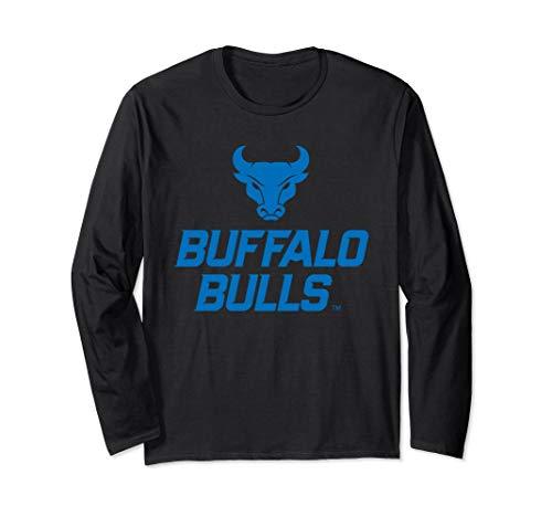 University at Buffalo Bulls NCAA Long Sleeve T-Shirt - Apparel Bulls Buffalo